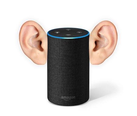Alexa Listening